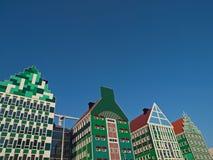 Neue Rathaus in Zaandam stockfotos