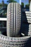 Neue Reifen Lizenzfreie Stockbilder