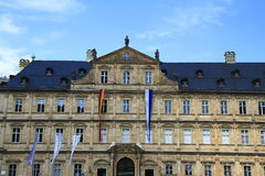 Neue Residenz building in Bamberg Stock Photo