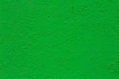 Neue Schicht grünes glattes Ölfarbeplanum lizenzfreies stockbild