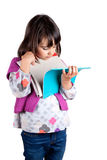 Neue Schulbücher Lizenzfreies Stockfoto