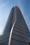 Neue Skyline Mailand Stockfoto