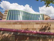 Neue Staatsgalerie in Stuttgart Lizenzfreie Stockfotografie
