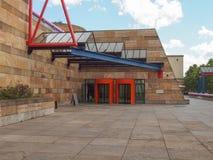 Neue Staatsgalerie in Stuttgart Stockbilder
