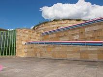 Neue Staatsgalerie in Stuttgart Lizenzfreies Stockbild