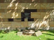 Neue Staatsgalerie in Stuttgart Lizenzfreie Stockfotos