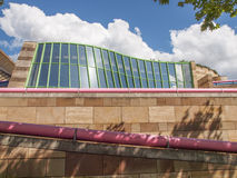 Neue Staatsgalerie in Stuttgart Royalty Free Stock Photography