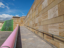 Neue Staatsgalerie in Stuttgart Royalty Free Stock Images