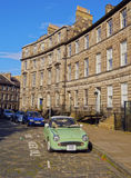 Neue Stadt in Edinburgh Stockfoto