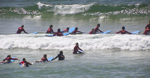 Neue Surfer Lizenzfreies Stockbild