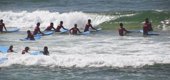 Neue Surfer Stockbilder