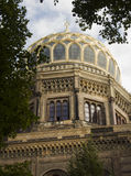 The Neue Synagoge (New Synagogue) Stock Photos