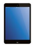 Neue Tablette des tragbaren Computers Apple-iPad Luft stock abbildung