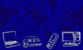 Neue Technologie Lizenzfreies Stockbild