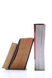 Neue und alte Bücher Lizenzfreie Stockfotos