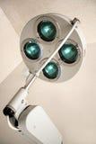 Neue und moderne Lampe Lizenzfreies Stockbild