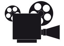 Neue Video Kamera Vektor Abbildung
