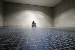 The Neue Wache Stock Image
