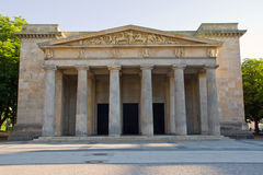 Neue Wache in Berlin Stock Photos