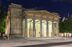 Neue Wache, Berlin Stock Photos