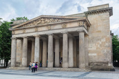 Neue Wache Berlin Royalty Free Stock Image