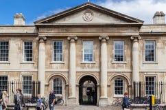 Cambridge University England Royalty Free Stock Images