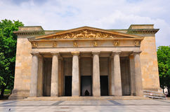 Neue Wache, Berlin Germany Stock Photography