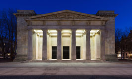 The Neue Wache in Berlin Royalty Free Stock Image