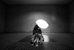 Neue Wache Memorial, Berlin Royalty Free Stock Photography