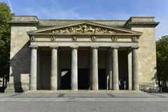 Neue Wache (=New Guardhouse), Berlin, Germany. The Neue Wache (=New Guardhouse) serves as a memorial for the victims of war and dictatorship Royalty Free Stock Photos