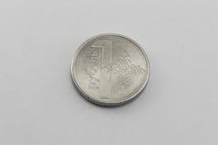 Neue Weißrussland-Münze lizenzfreie abbildung