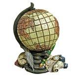 Neue Weltentdeckung lizenzfreies stockbild