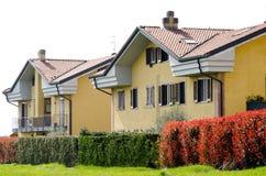 Neue Wohnungen in Italien Stockbilder