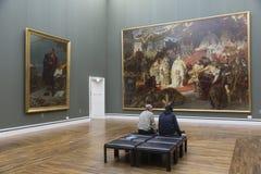Neuen Pinakothek - Munich Royaltyfri Bild