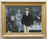 Neuen Pinakothek - Munich Royaltyfria Bilder