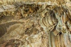 Neuer Athos Cave Innen-Abchasien Georgia Stockbilder