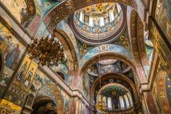 Neuer Athos Monastery Abchasien Lizenzfreie Stockfotografie