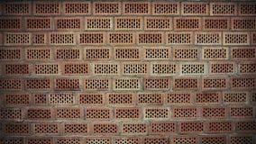 Neuer Backsteinmauerbeschaffenheitshintergrund Lizenzfreie Stockfotografie