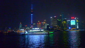Neuer Bereich Shanghai Pudongs stock video footage