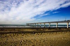 Neuer Brighton-Pier Stockbild
