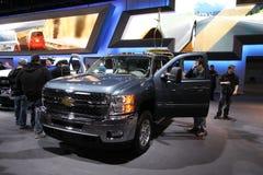 Neuer Chevrolet Silverado HD Lizenzfreie Stockbilder