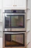 Neuer doppelter Ofen Stockbilder