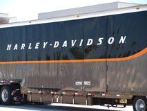 Neuer Harley Store Stockfotos