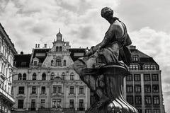 Neuer Markt, Vienna Royalty Free Stock Photo