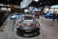 Neuer Mazda formen 2011 Lizenzfreies Stockbild