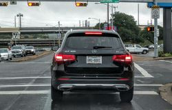 Neuer Mercedes-GLC 300 Lizenzfreie Stockfotografie