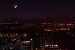 Neuer Mond Stockfotos
