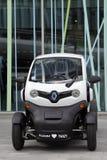 Neuer Renault twizy Stockbild