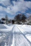 Neuer Schnee Lizenzfreies Stockbild