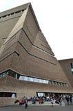 Neuer Tate Modern-Eingang Stockbilder